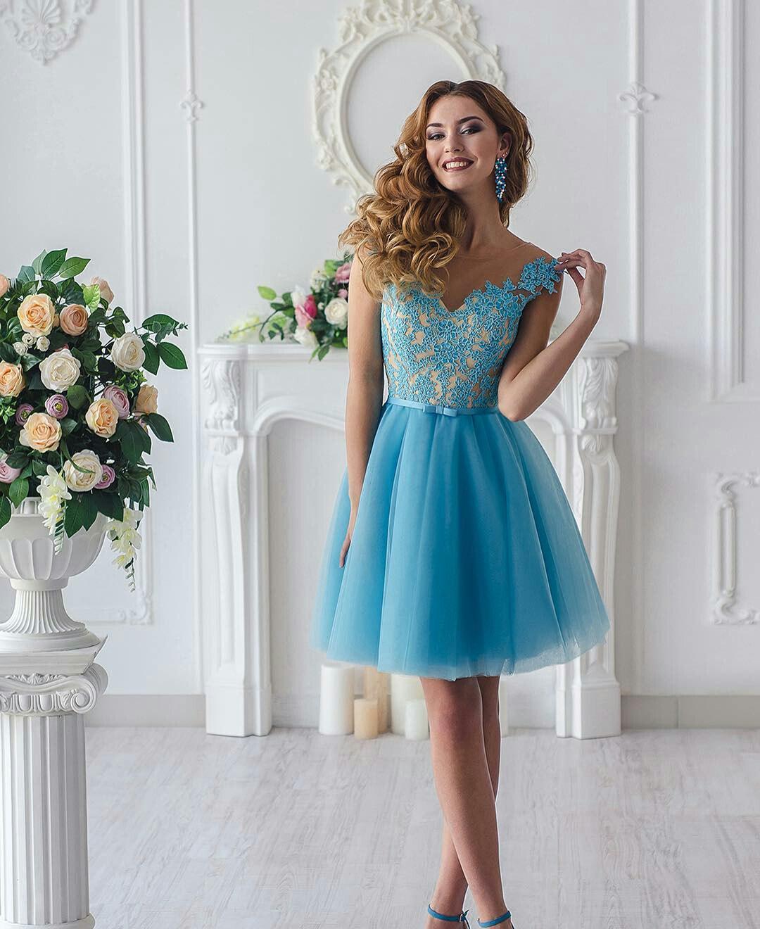 Short Evening Dresses: Women\'s Short Evening Gowns   LadyLife