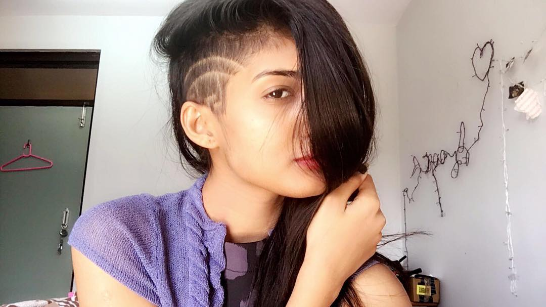 Tattoo Hairstyle Trendy Hair Tattoos Designs For Women Ladylife