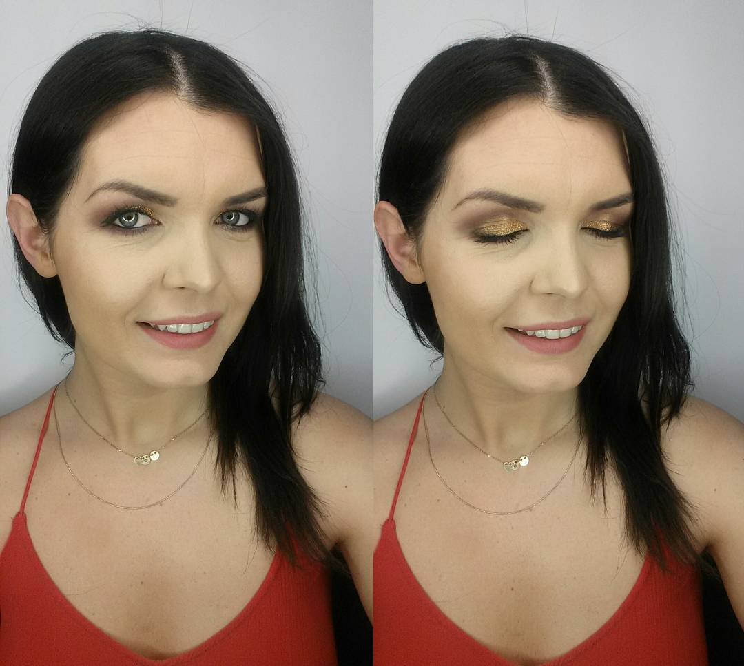 Makeup for Red Dress: Best Ideas for Eye