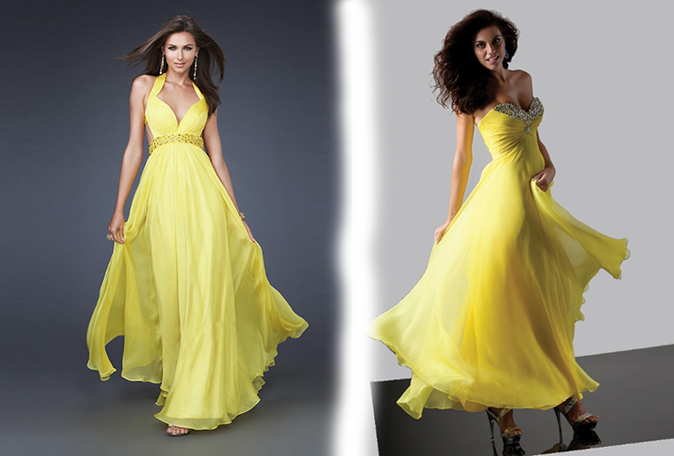445edbeba93 Yellow Dresses  What to Wear With Yellow Dress
