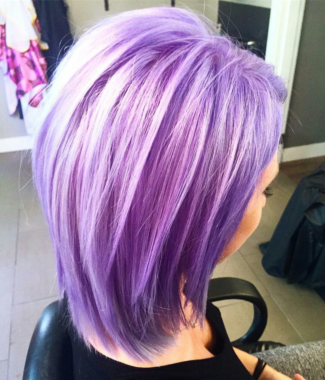 Light Pink And Purple Hair Www Pixshark Com Images
