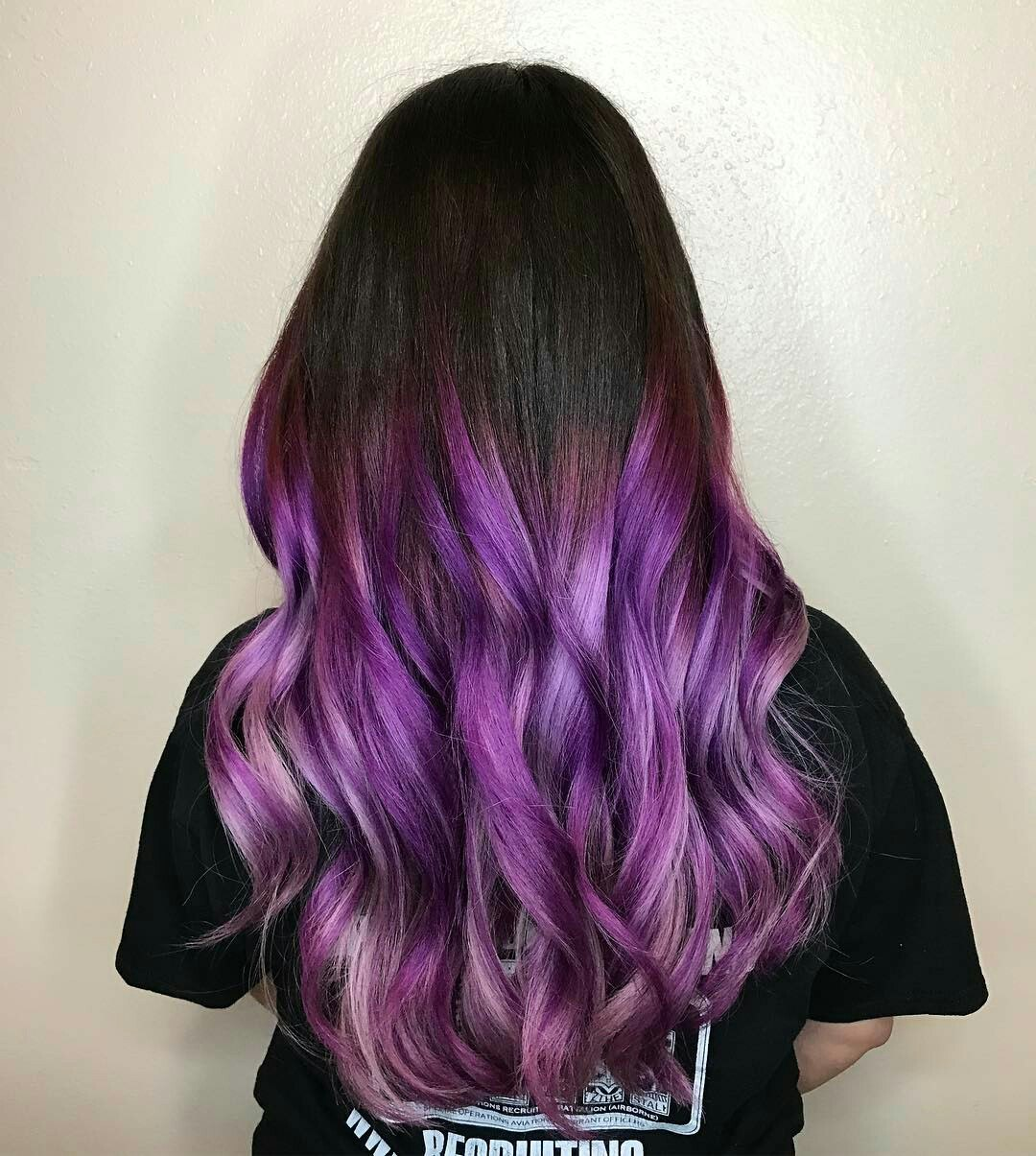 hair dying styles for hair purple hair how to dye hair in purple ladylife 5774