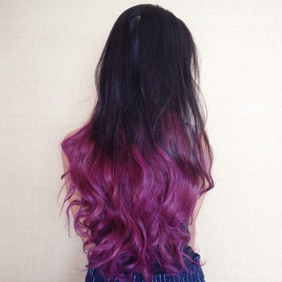 Purple Hair How To Dye Hair In Purple Ladylife