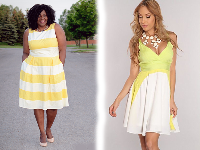 5d9919a65086 Yellow Dresses  What to Wear With Yellow Dress