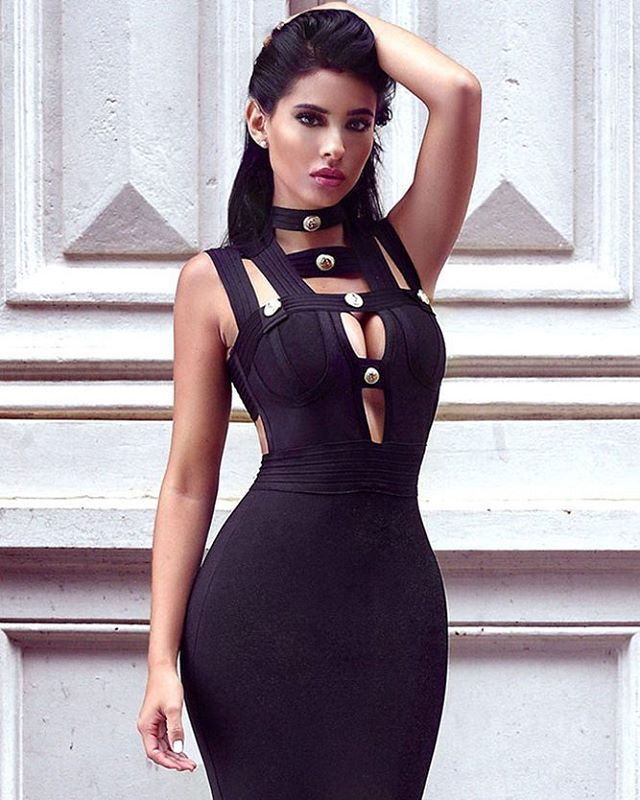Makeup For Black Dress Ideas For Eye Makeup Ladylife