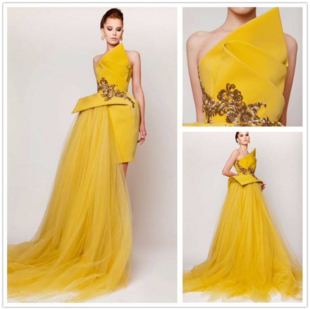 Yellow Dresses: What to Wear With Yellow Dress | LadyLife