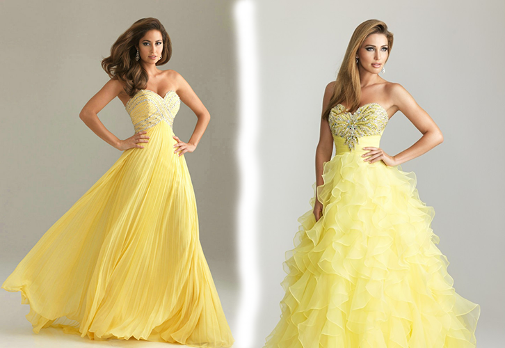 Yellow Dresses What To Wear With Yellow Dress Ladylife