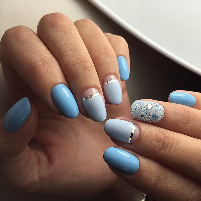 Nail Polish Strips: How To Use Nail Striping Tape With Gel
