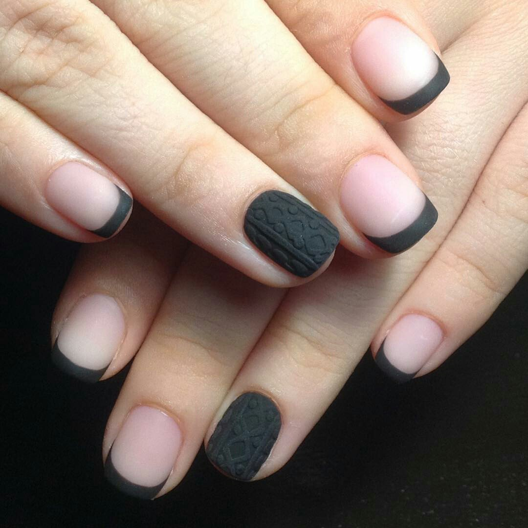 Matte Nails 2018: Trendy Designs for Long or Short Nails | LadyLife
