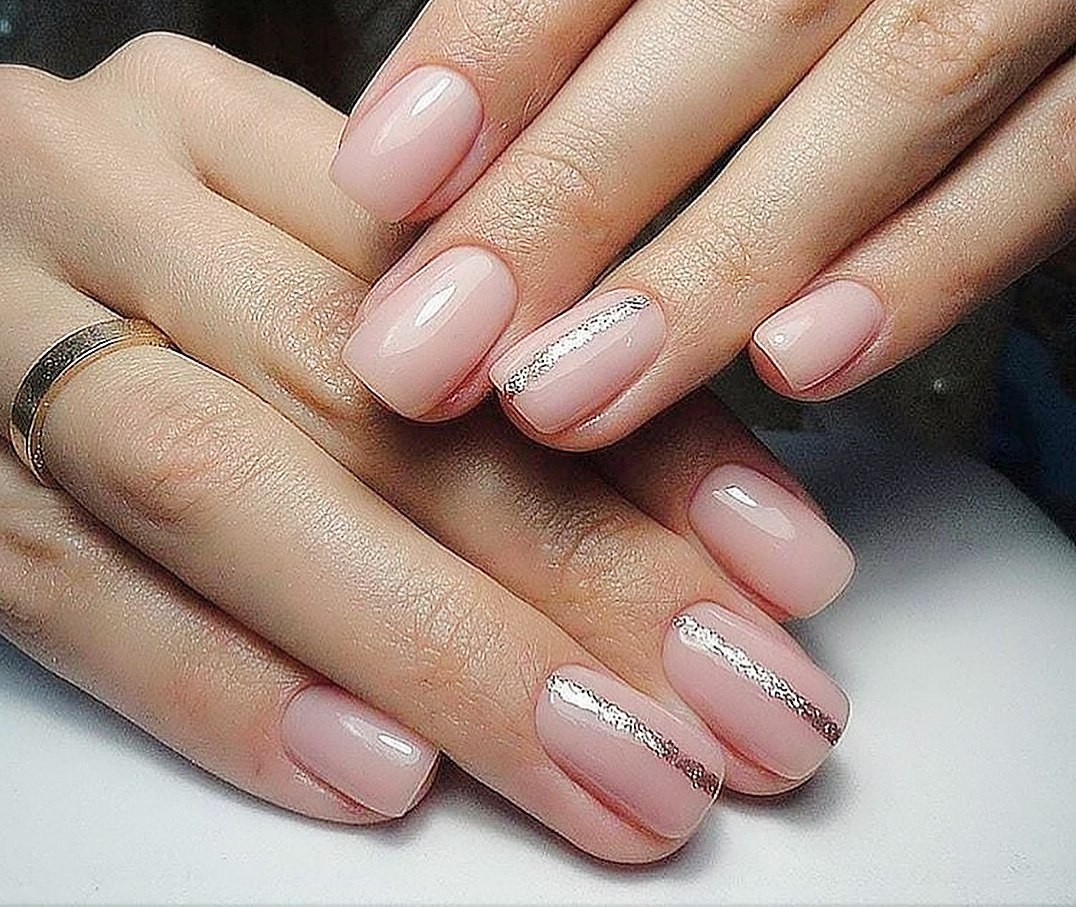 cute nail designs for short nails