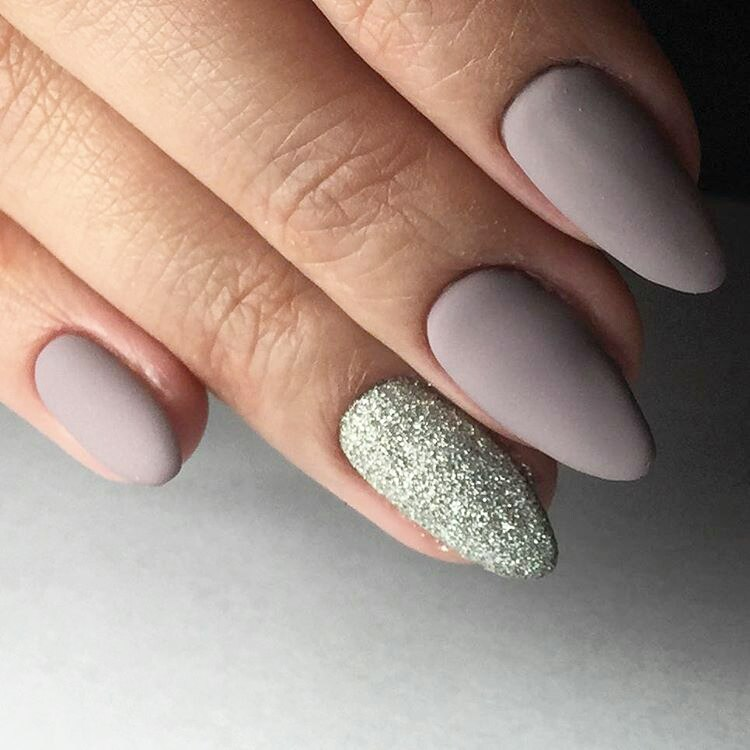 Matte Nails 2018 Trendy Designs For Long Or Short Nails Ladylife