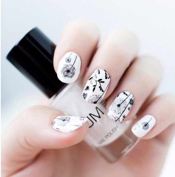Nail Designs Oval Nails Art