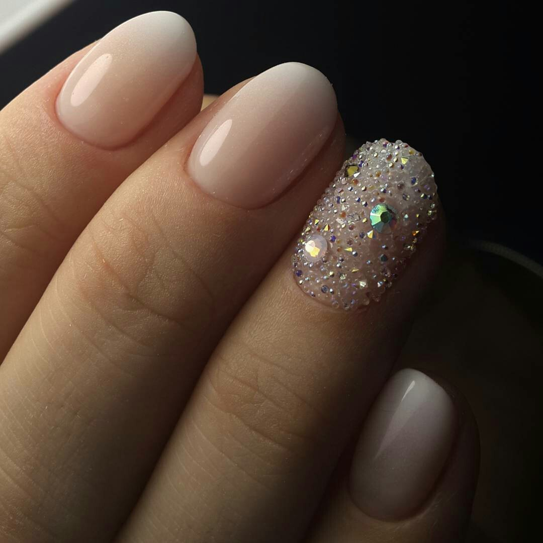 How to do gradient nails best tutorial 2017 ladylife without hesitation try something new after all as a result of the experiments each subsequent technique of nails including the gradient design was prinsesfo Images