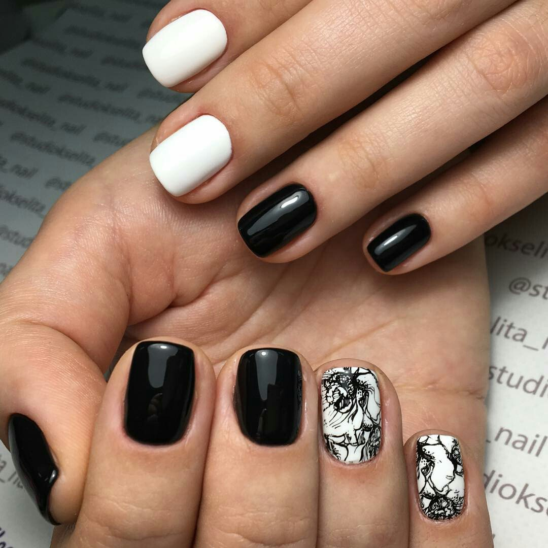 Nail Shapes 2018 New Trends And Designs Of Different Nail Shapes