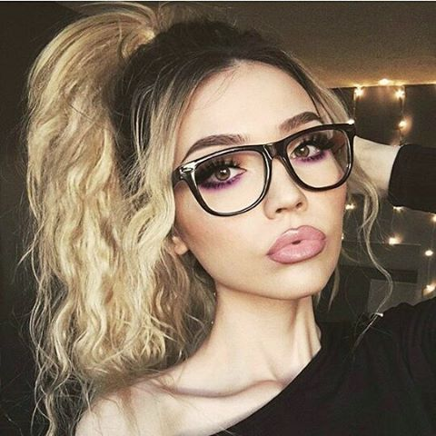 makeup with glasses tips and ideas  ladylife