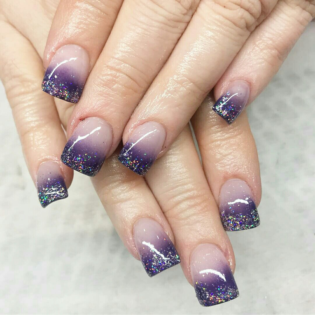 flared nails pictures