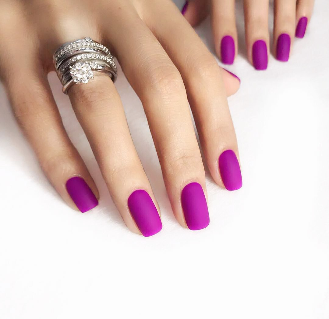 Nail shapes 2018 new trends and designs of different nail shapes cool nail designs for short nails prinsesfo Images