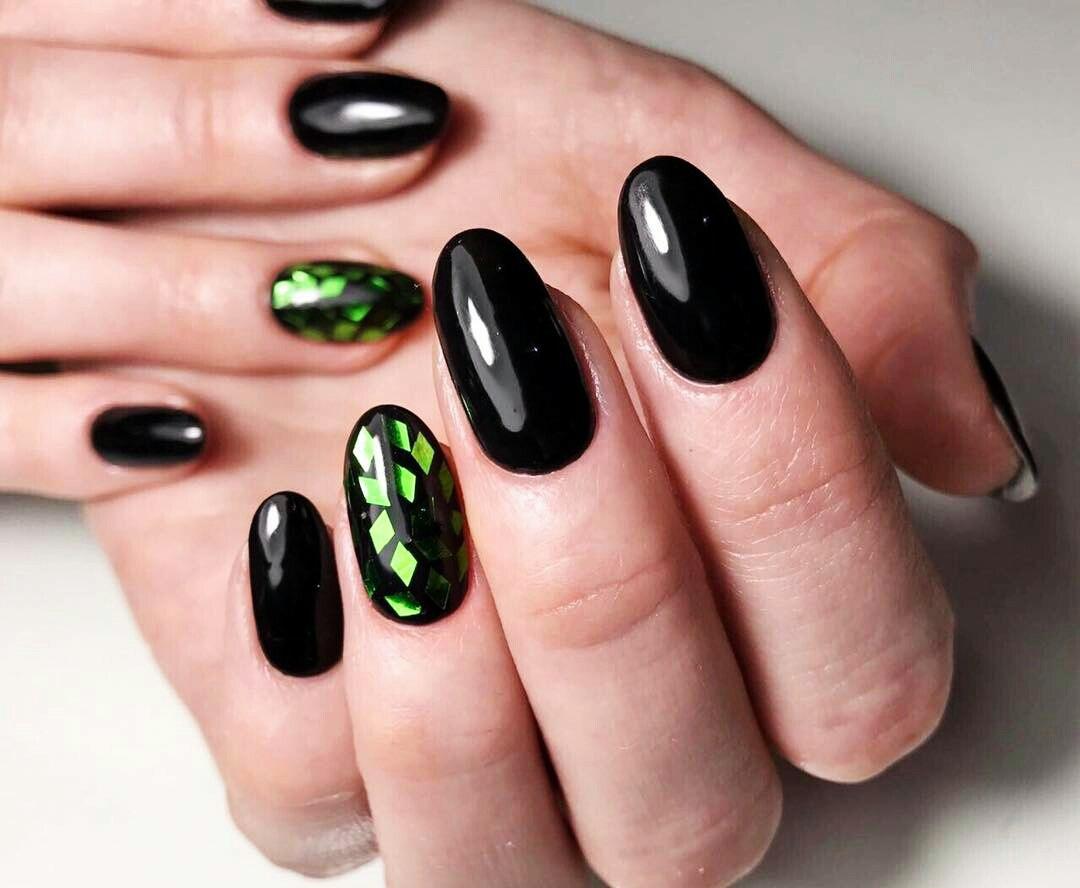 Shattered Glass Nail Art Broken Glass Nail Designs Ladylife