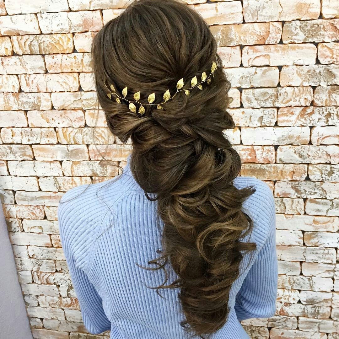 40 Wedding Hairstyles For Long Hair That Really Inspire: Greek Hairstyles: Grecian Hairstyle Ideas For Women