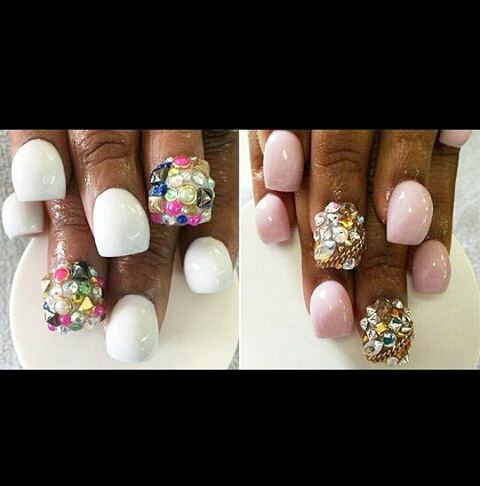 Bubble Nail Art And Design New Trend In 2018 Ladylife