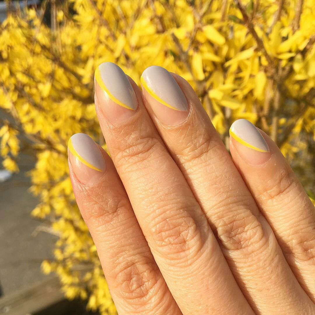 Negative Space Nails Art: The Best Tutorial | LadyLife