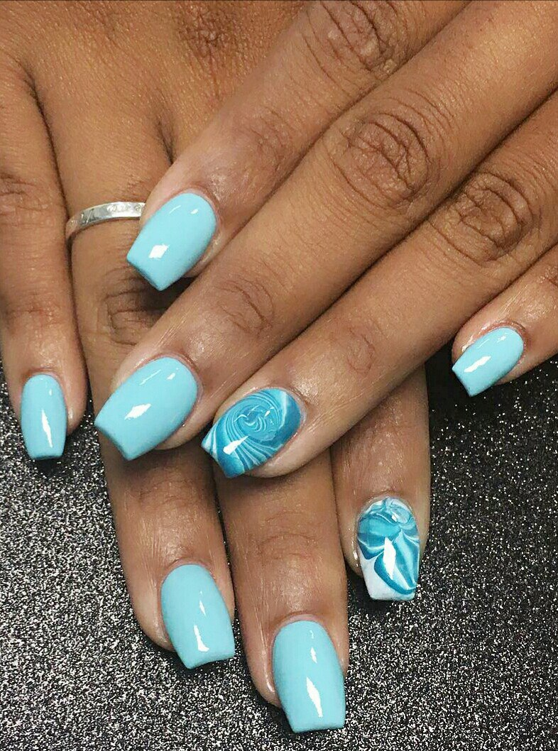 Water nail art how to do water marble nail art ladylife how to do water nail art video tutorial prinsesfo Images