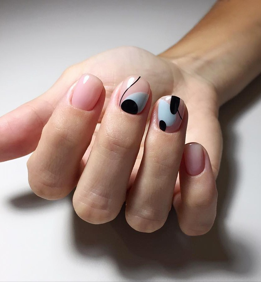 New years nail designs 2018 best art ideas for nails color ladylife the nails designs for new years are often decorated with thin foil strips solutioingenieria Choice Image