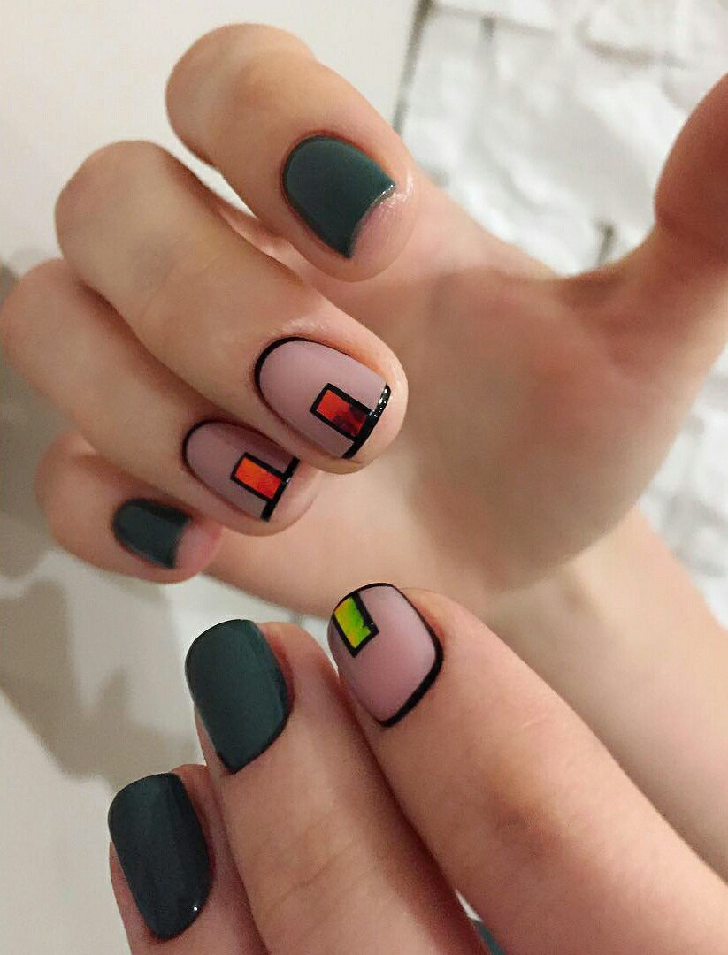 New Years Nail Designs 2018: Best Art Ideas for Nails Color | LadyLife