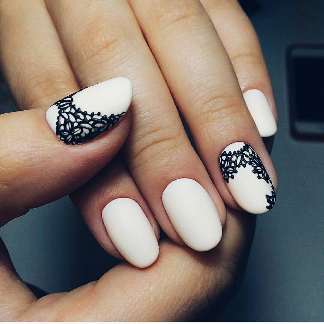 Winter Nail Designs 2020: Cute and Simple Nail Art For ...