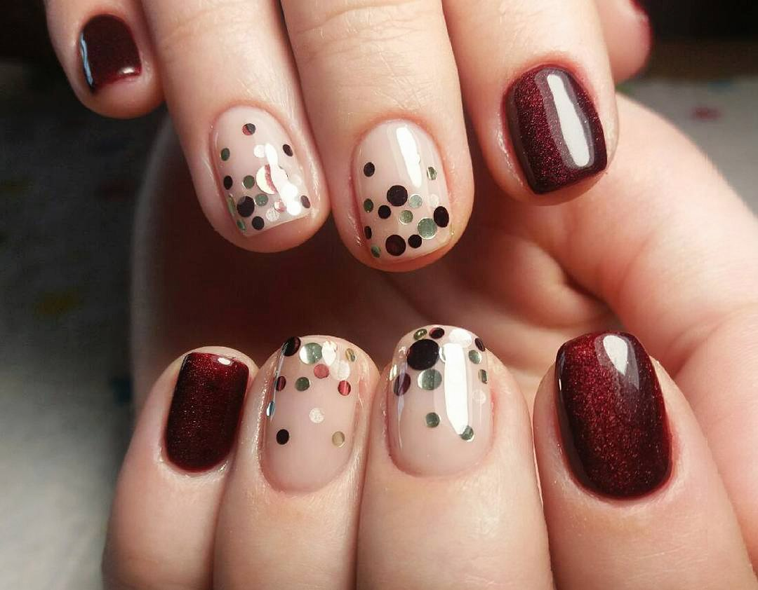 Winter Nail Designs 2018: Cute and Simple Nail Art For Winter   LadyLife