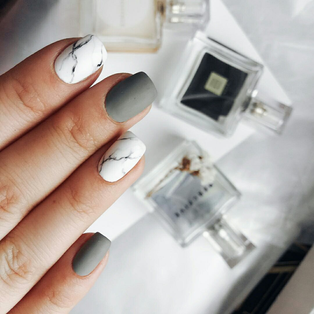 Winter Nail Designs 2018: Cute and Simple Nail Art For Winter | LadyLife