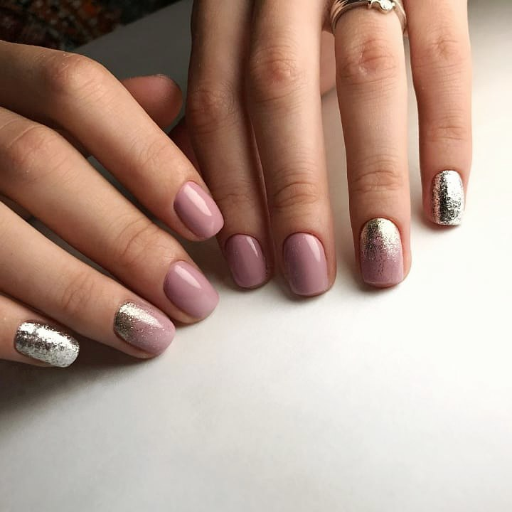 Simple Elegant Nail Designs