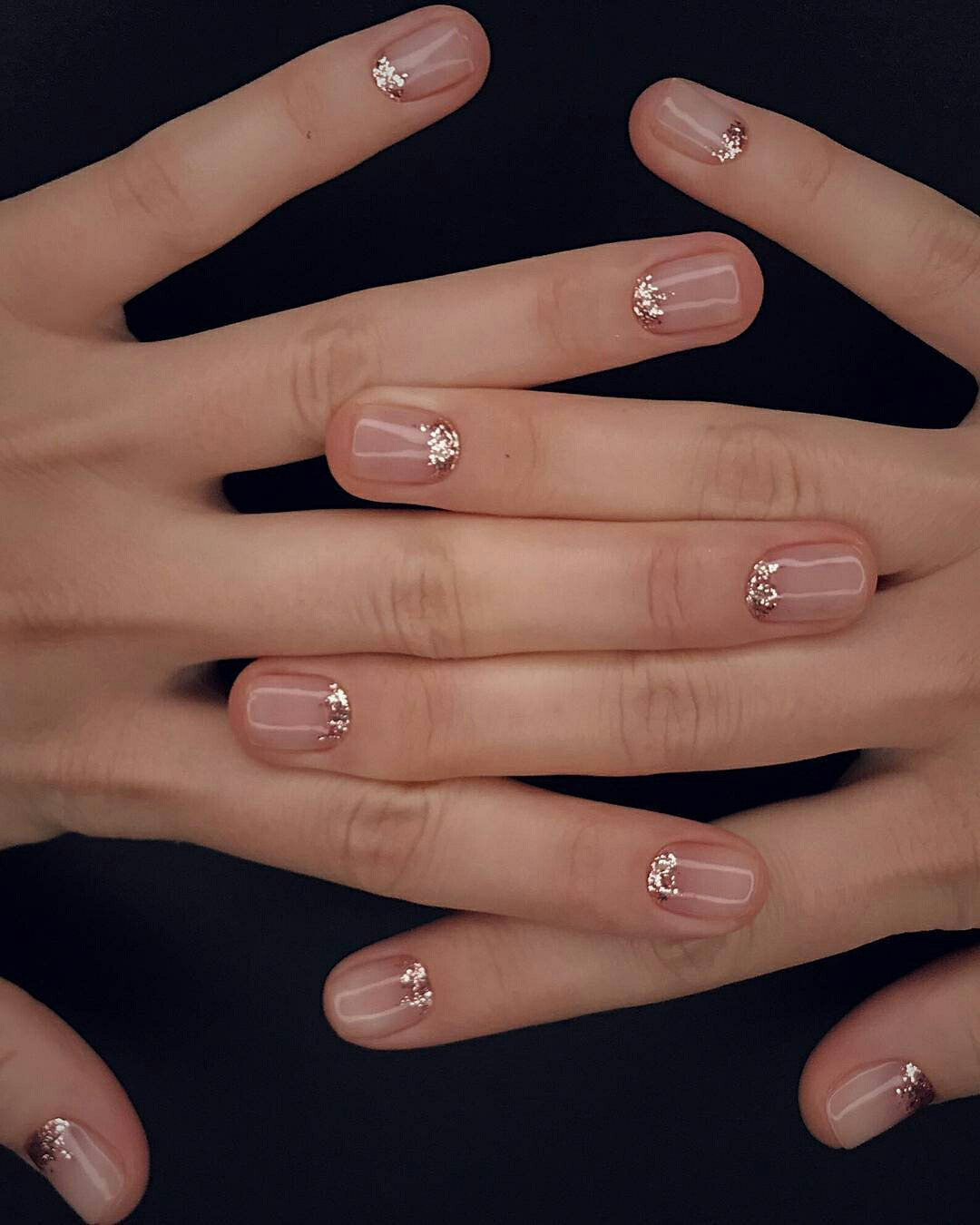 Those ladies whose cuticles are quite thin and sensitive prefer the  European spring fingernail designs. The contact with a sharp tool results  in bleeding, ... - Spring Nail Art 2018: Cute Spring Nail Designs Ideas LadyLife