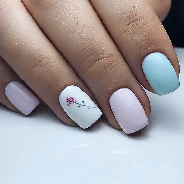Spring Nail Color Trends 2017 - Nails Gallery