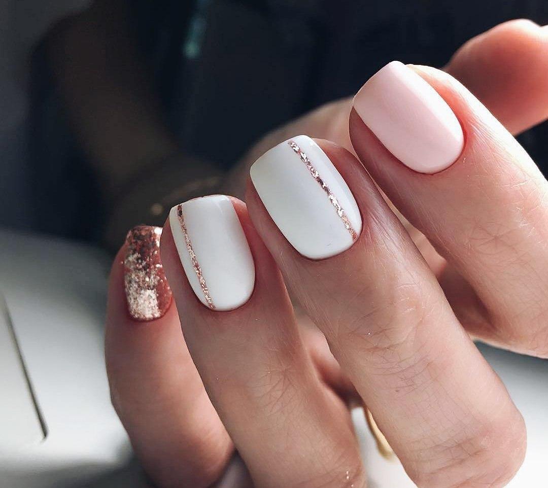 Cute Manicure Design Idea S: Spring Nail Art 2019: Cute Spring Nail Designs Ideas