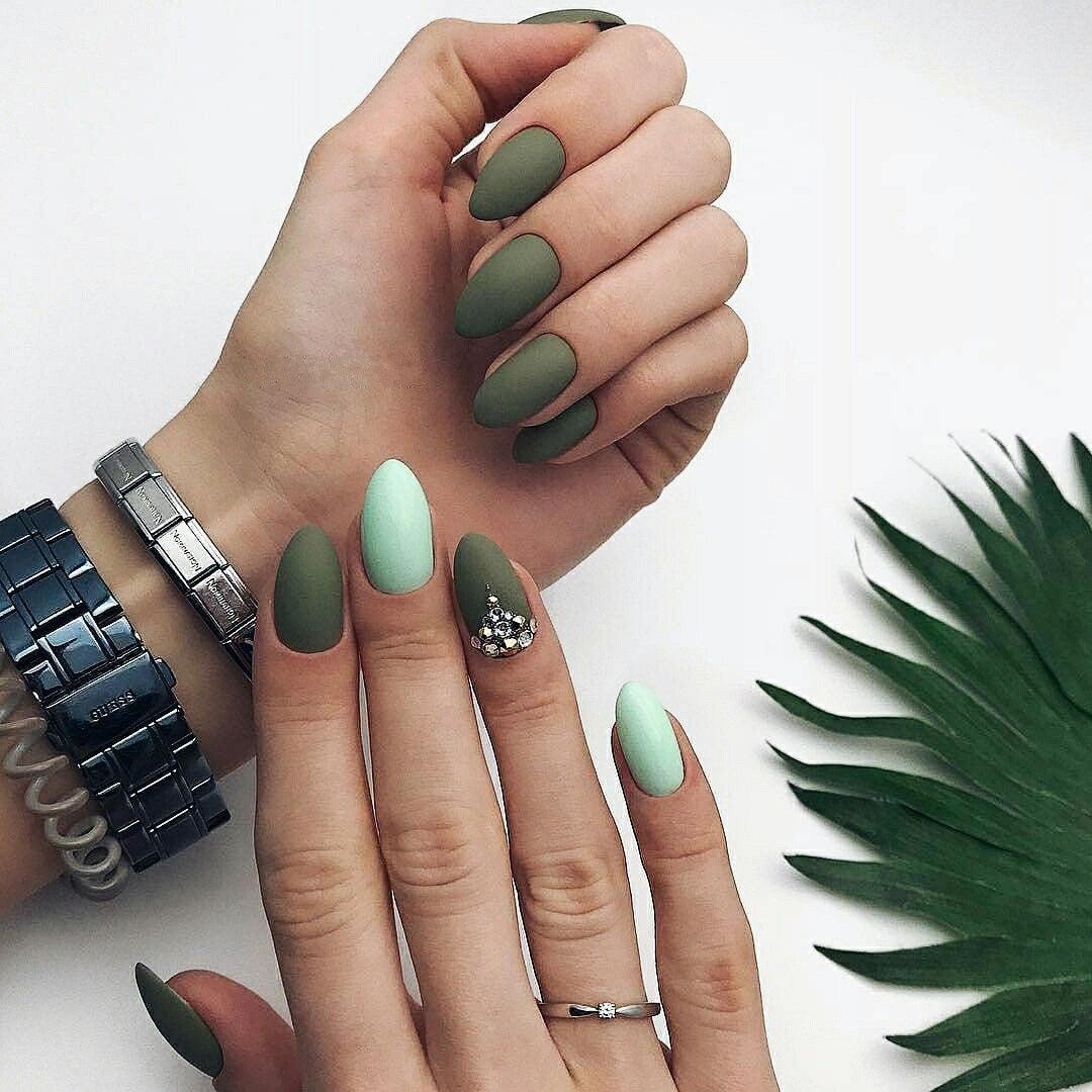 Nail Designs Acrylic Nails Spring Nails 2018