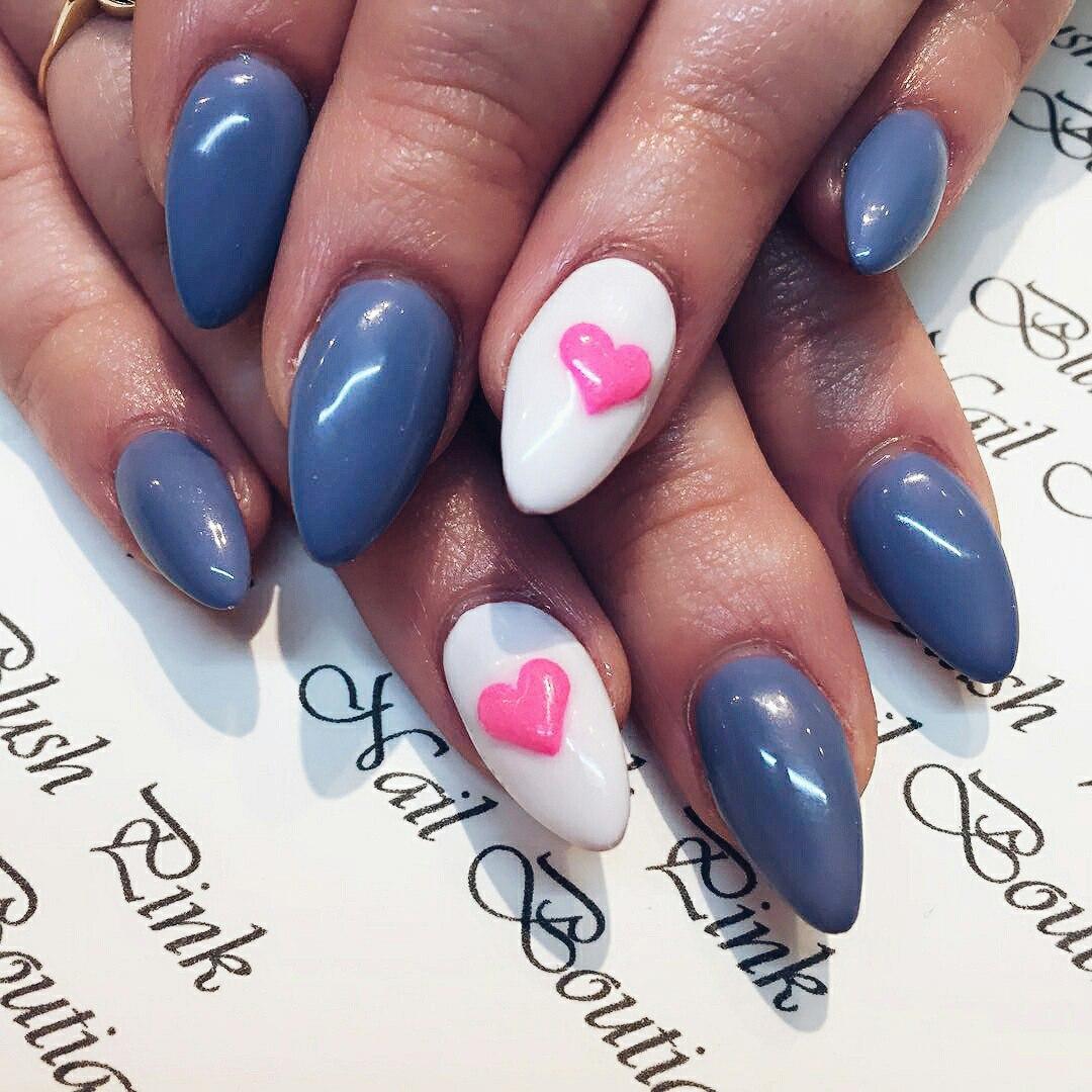 diy valentine nail designs