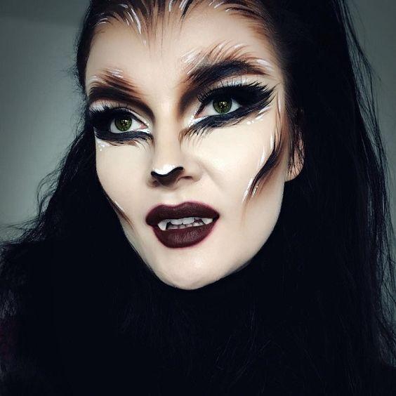 Halloween Makeup Ideas 2020: 33 Halloween Makeup Looks ...