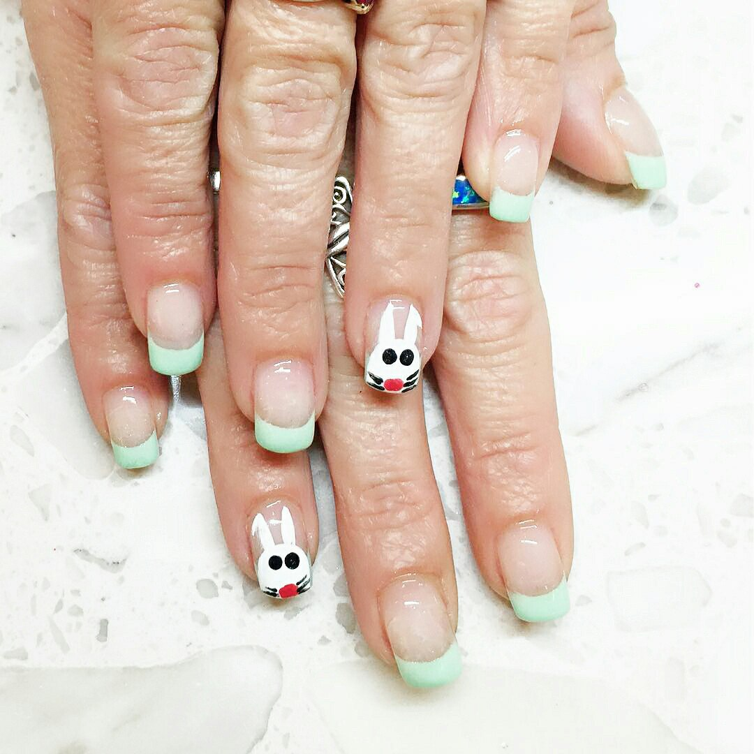 Easter Nails 2018: Cute Designs Ideas with Images   LadyLife
