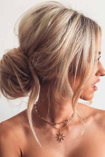 Amazing Updos for Elegant and Stylish Look picture picture 3