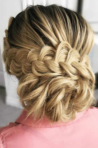 Fabulous Braided Updo Hairstyles picture3