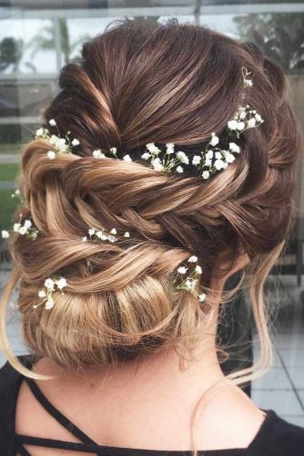 Fabulous Braided Updo Hairstyles picture4