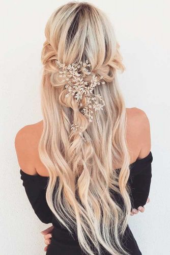 Fabulous Ideas of Homecoming Hairstyles for Long Hair picture picture 2