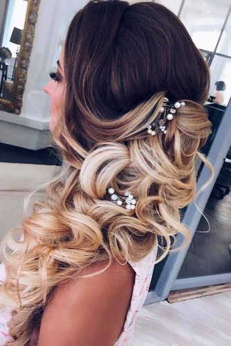 Fabulous Ideas of Homecoming Hairstyles for Long Hair picture 1