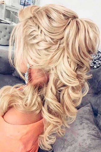 Homecoming Hairstyles 2019 Cute Hairstyles For Homecoming Ladylife