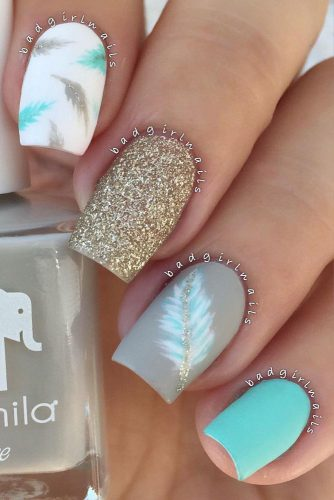 Summer Nail Designs 2018 51 Trendy Nail Designs For Summer Ladylife