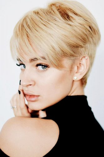 Short Hairstyles For Round Faces 2019 45 Haircuts For Round Faces