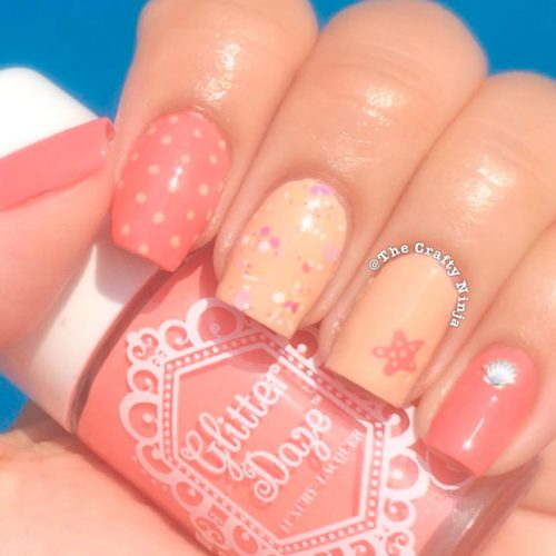 Nail Designs For Short Nails 2020: 25 Cute Short Nail