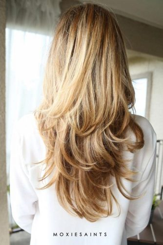 Very Long Layered Hairstyles 53