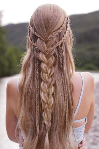 Prom Hairstyles For Long Hair 60 Ideas Of Long Hairstyles For Prom